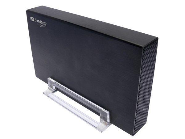"""Externí box na hard disk, 3,5"""", USB 3.0, SANDBERG"""