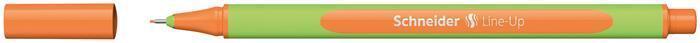 "Fineliner ""Line-Up"", Tango oranžová, 0,4 mm, SCHNEIDER"