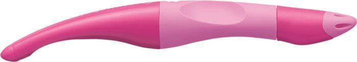 "Roller ""EasyOriginal Start"", růžová, 0,5 mm, pro leváka, modrá, STABILO"