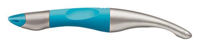 """Roller """"EasyOriginal Start"""", metalická/neon modrá, 0,5 mm, pro praváka, modrá, STABILO"""
