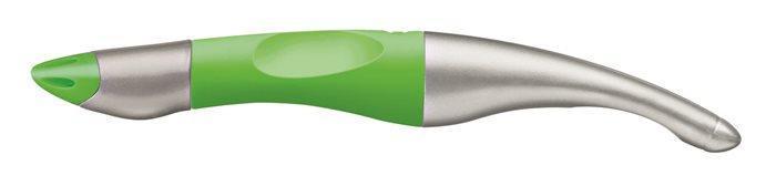"""Roller """"EasyOriginal Start"""", metalická/neon zelená, 0,5 mm, pro praváka, modrá, STABILO"""
