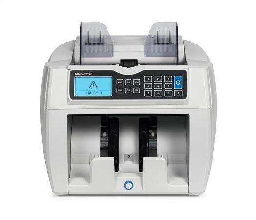 """Počítačka bankovek, SAFESCAN """"2660"""""""