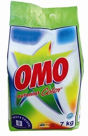 Prášek na praní, 7 kg, OMO, colour