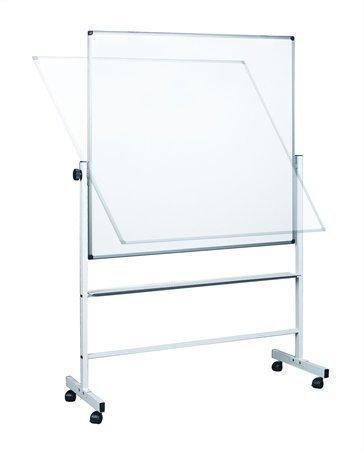 Otočná tabule, oboustranná, smaltovaný povrch, 120x180cm