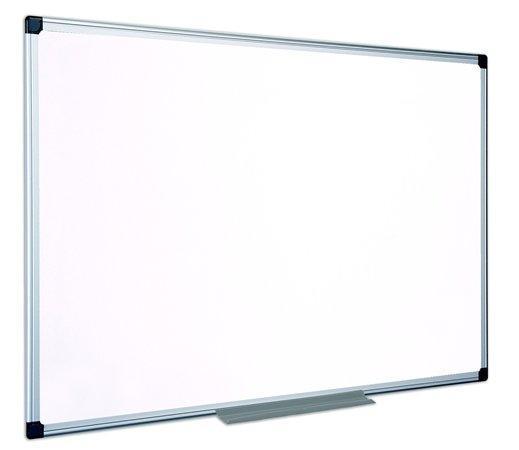 Bílá tabule, 90x120cm, hliníkový rám, VICTORIA