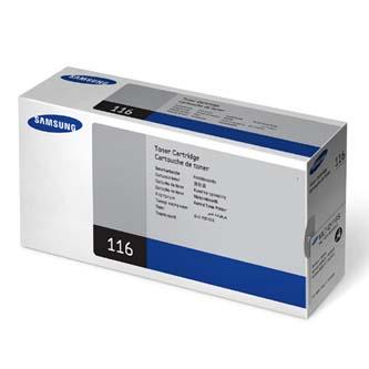 Samsung originální toner MLT-D116S, black, 1200str., Samsung SL-M2825DW, M2825ND, M2675FN, M2875FW, M2875FD