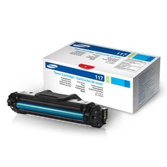 Samsung originální toner MLT-D117S, black, 2500str., Samsung SCX-4655F, 4655FN