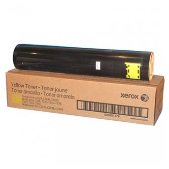 Tonerová cartridge Xerox WorkCentre PRO 7228, yellow, 006R01178, 16000s, O