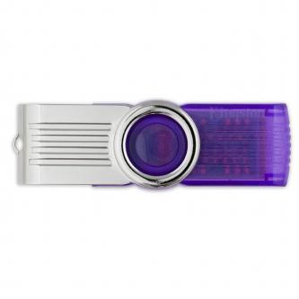 Kingston USB flash disk, 2.0, 32GB, Data Traveler 101 G2, fialový, DT101G2/32GB