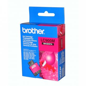 Inkoustová cartridge Brother DCP-110C, MFC-210C, 410C, 1840C, MFC-3240C, 5440CN, LC-900M, magenta, 400s, O