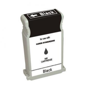 Inkoustová cartridge Canon N1000, 2000, BIJ 1300, 1350, 2300, 2350, BCI1201BK, black, 7337A001, 6925A001, O
