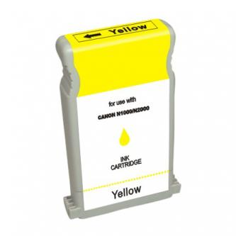 Inkoustová cartridge Canon N1000, 2000, BIJ 1300, 1350, 2300, 2350, BCI1201, yellow, 6928A001, 3470s, O
