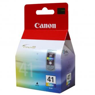 Inkoustová cartridge Canon iP1600, iP2200, iP6210D, MP150, MP170, MP450, CL41, color, 0617B032, 0617B006, 3*4 ml, 180s, blistr s o