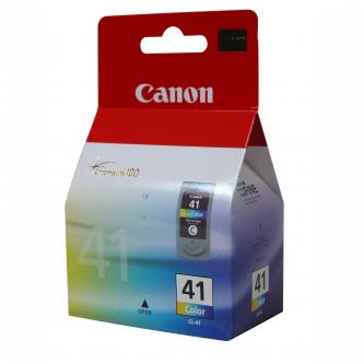 Inkoustová cartridge Canon iP1600, iP2200, iP6210D, MP150, MP170, MP450, CL41, color, 0617B001, 12 ml, 312s, O
