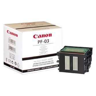 Tisková hlava Canon iPF5xxx/6xxx/7xxx/8xxx/9000, PF03, black, 2251B001, O