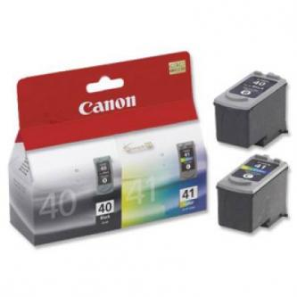 Inkoustová cartridge Canon iP1600, iP2200, MP150, MP170, MP450, PG40/CL41 multipack, black/color, 0615B036, 0615B043, 16ml/12ml, O