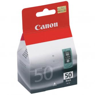 Inkoustová cartridge Canon iP2200, MP150, MP170, MP450, PG50, black, 0616B001, 22 ml, 750s, O