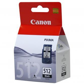 Inkoustová cartridge Canon MP240, MP260, PG512BK, black, 2969B009, 2969B004, 15ml, 400s, blistr s ochranou, O