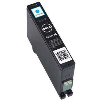 Dell originální ink 592-11816, cyan, 475str., WD13R, high capacity, Dell V525W, V725W