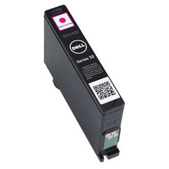 Dell originální ink 592-11817, magenta, 475str., 9VFFV, high capacity, Dell V525W, V725W