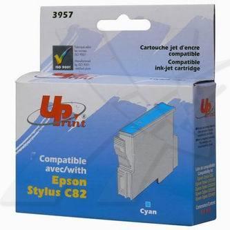 UPrint kompatibilní ink s C13T042240, cyan, pro Epson Stylus C82, CX5200, CX5400