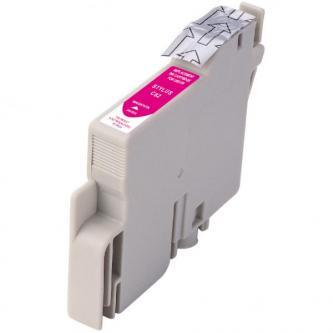 Inkoustová cartridge pro Epson Stylus C82, CX5200, CX5400, magenta, 18ml, L, kompatibilní s T042340