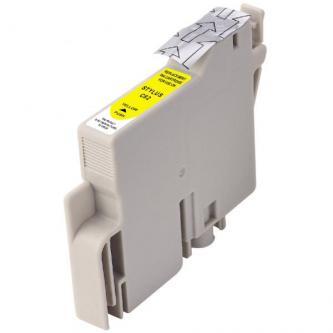 Inkoustová cartridge pro Epson Stylus C82, CX5200, CX5400, yellow, 18ml, L, kompatibilní s T042440