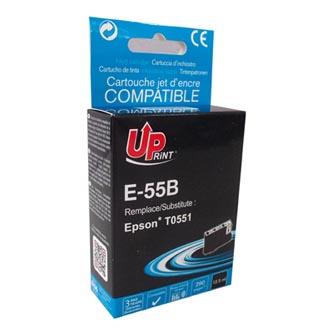 UPrint kompatibilní ink s C13T055140, black, 13ml, E-55B, pro Epson Stylus Photo RX425, 420