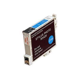 Inkoustová cartridge pro Epson Stylus Photo RX425, 420, cyan, 13ml, L, kompatibilní s T055240