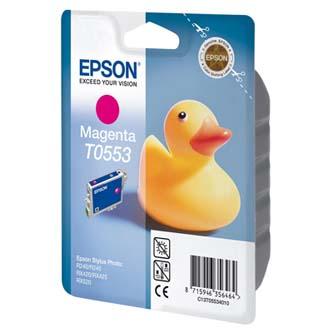 Inkoustová cartridge Epson Stylus Photo RX425, 420, C13T055340, magenta, 1*8ml, 290s, O