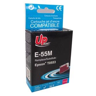 UPrint kompatibilní ink s C13T055340, magenta, 13ml, E-55M, pro Epson Stylus Photo RX425, 420