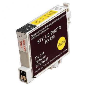 Inkoustová cartridge pro Epson Stylus Photo RX425, 420, yellow, 13ml, L, kompatibilní s T055440