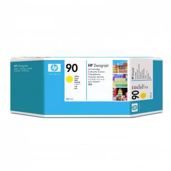 Inkoustová cartridge HP DesignJet 4000, 4000ps, 4500, C5064A, yellow, No.90, 225ml, O