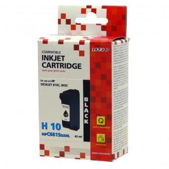 Inkoustová cartridge pro HP DeskJet 810, 840, 843c, PSC-750, 950, OJ-V40, black, 42ml, L, kompatibilní s C6615D