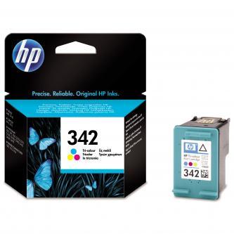 Inkoustová cartridge HP Photosmart 2575, C3180, C4180, DJ-5440, OJ-6310, C9361EE, color, No.342, 5ml, 175s, O