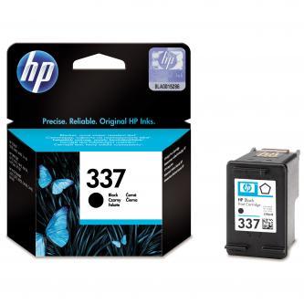 Inkoustová cartridge HP Photosmart D5160, C4180, 8750, OJ-6310, DJ-5940, C9364EE#301, black, No.337, 11ml, 400s, blistr, O