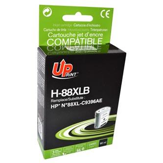 Inkoustová cartridge pro HP OfficeJet Pro K5400, L7580, L7680, L7780, black, H-88B, 80ml, UP, kompatibilní s C9396A