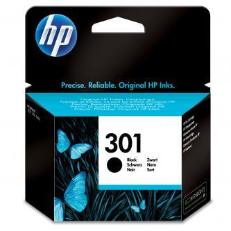 Inkoustová cartridge HP Deskjet 1000, 1050, 2050, 3000, 3050, CH561EE, black, No.301, 190s, O