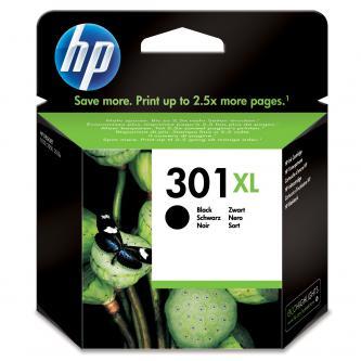 Inkoustová cartridge HP HP Deskjet 1000, 1050, 2050, 3000, 3050, CH563EE, black, No.301XL, 480s, O