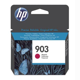 HP originální ink T6L91AE#301, HP 903, magenta, blistr, 315str., 4ml, HP Officejet 6954,6962Officejet Pro 6960