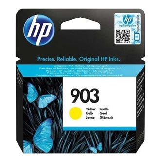 HP originální ink T6L95AE#301, HP 903, yellow, 315str., 4ml, HP Officejet 6954,6962Officejet Pro 6960,6970,6974