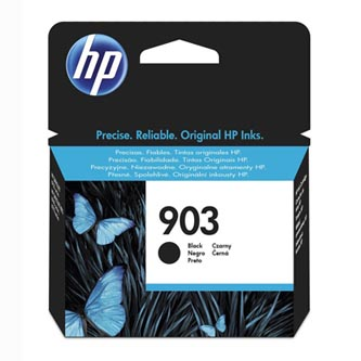 HP originální ink T6L99AE#301, HP 903, black, blistr, 300str., HP Officejet 6954,6962Officejet Pro 6960,6970