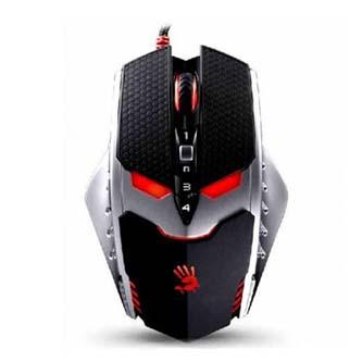 A4tech Myš Bloody Gaming TL8 Terminator, laserová, 9tl., 1 kolečko, drátová (USB), černá, 8200dpi, herní