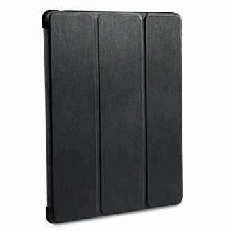 Verbatim, Obal iPad 2,3 a 4, s podstavcem, černý, Polyester/polyuretan