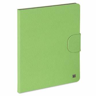 Verbatim, Obal iPad 2,3 a 4, s podstavcem, mátově zelený, Polyester/polyuretan