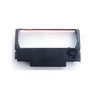 Páska do pokladny Epson ERC 38, TM-300, U-375, 210, 300, 200, červeno-černá, C43S015376, O