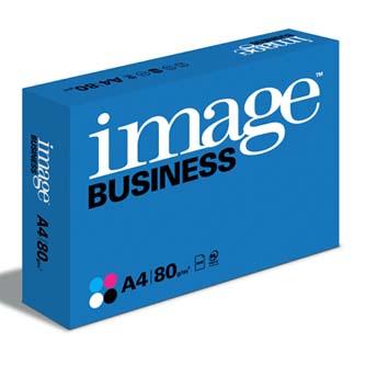 Xerografický papír Image Business, A4, 80 g/m2, bílý, 500 listů, multifunkční