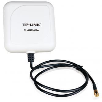 TP-LINK TL-ANT2409A, Wifi anténa, RP-SMA, 9dBi, vnitřní i venkovní