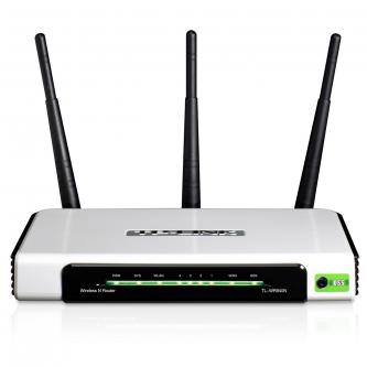 TP-LINK, TL-WR940N, N router, Wireless 2,4Ghz, 300Mbps