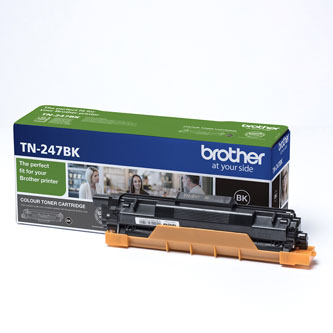 Brother originální toner TN247BK, black, 3000str., Brother DCP-L3510CDW, DCP-L3550CDW, HL-L3210CW,HL-L3270CDW